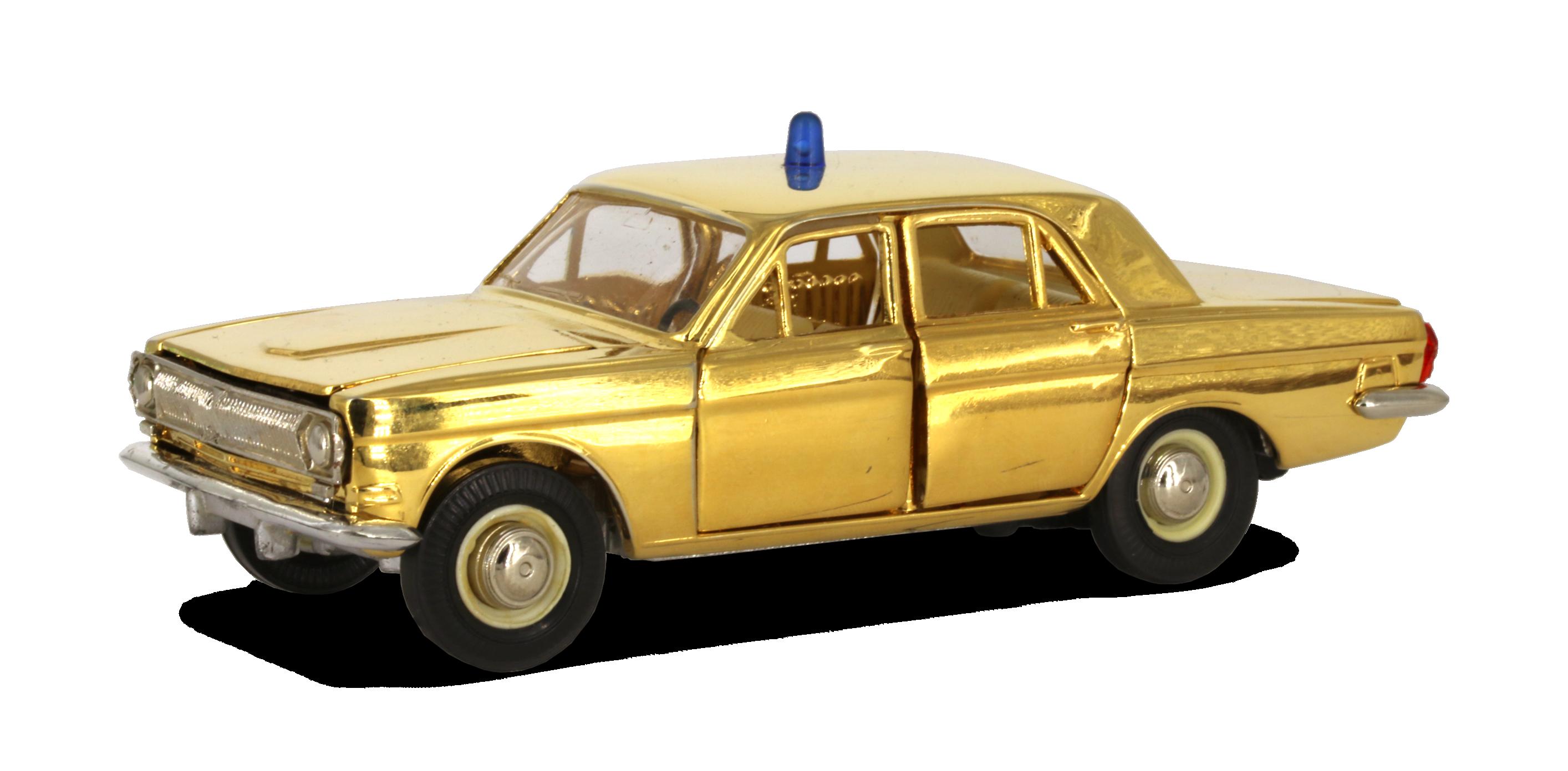 ГАЗ-24 ГАИ