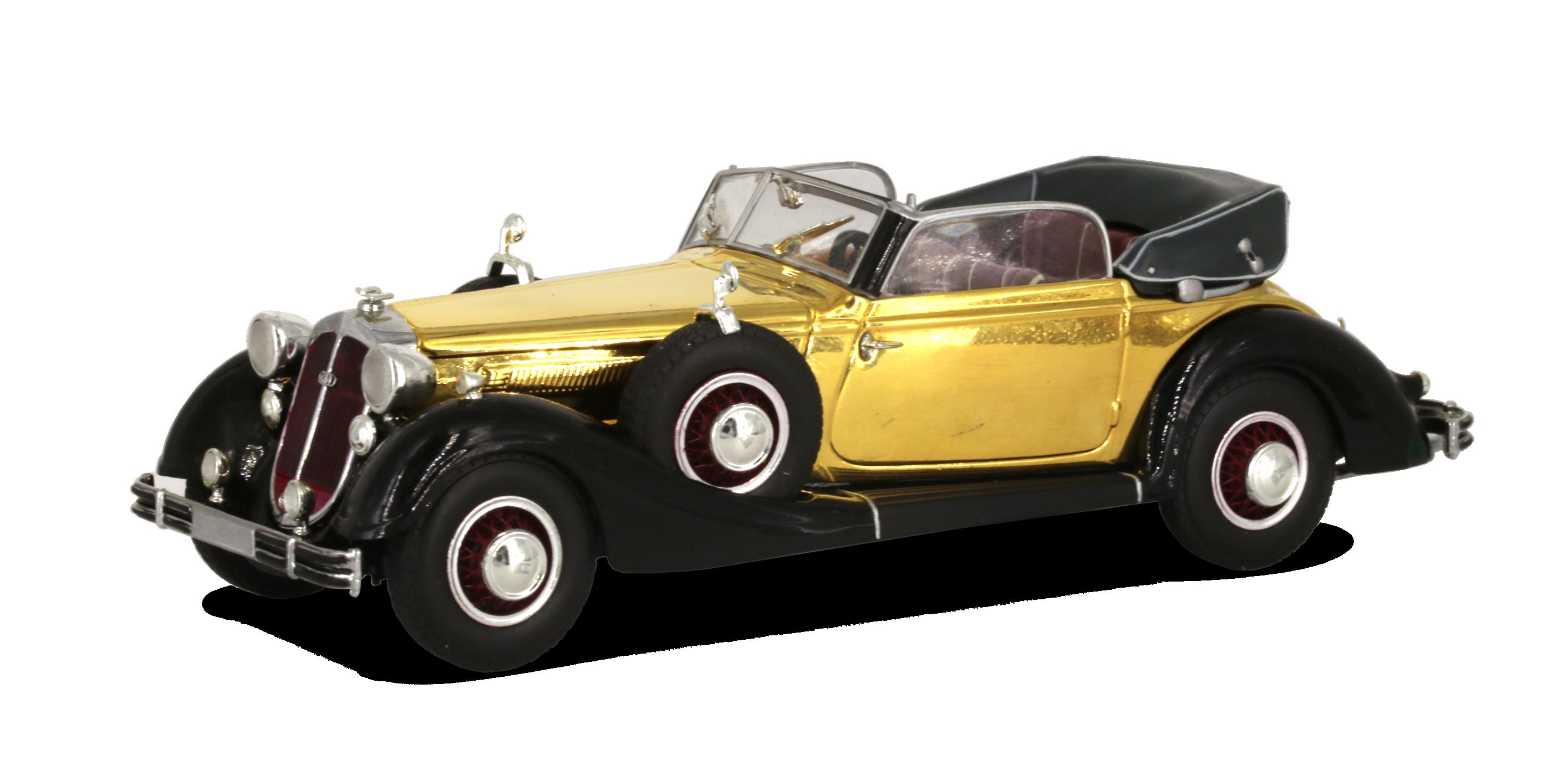 Horch 853 кабриолет